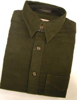 Carabou Moleskin Shirt MS2